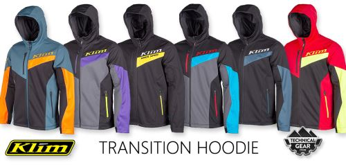 Transition hoodie all