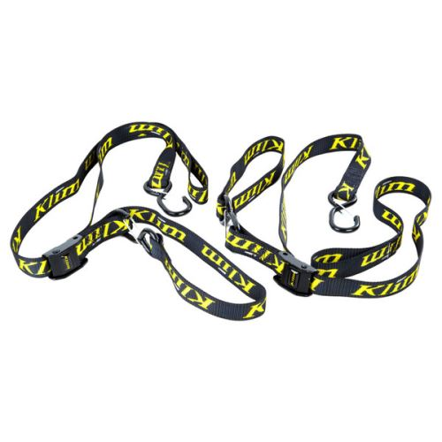 KLIM Tie Down - kurty (stavitelné z jedné strany) 2ks