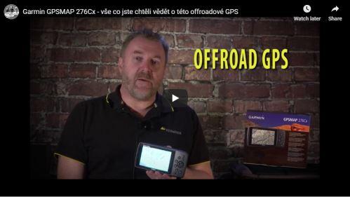 Seznamte se s GPSMAP 276Cx - podrobněji