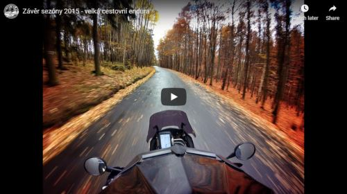 Úvodní klip Touratech Suspension z testovacího polygonu ve Španělsku